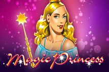 Играть в автомат Magic Princess